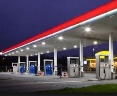 Posto de Combustível | Belo Horizonte no Savassi