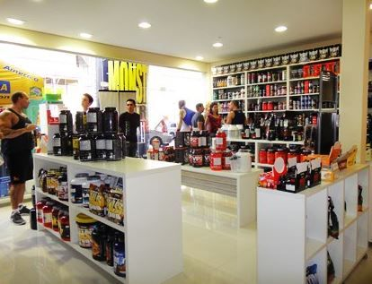 Loja de Suplementos | Belo Horizonte no Savassi