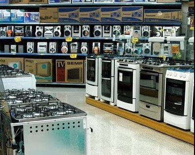 Loja de Eletrodomésticos | Belo Horizonte no Savassi